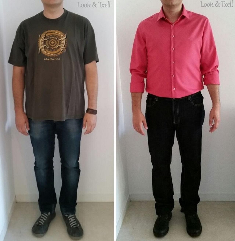 3er ejemplo 'Antes y Después'